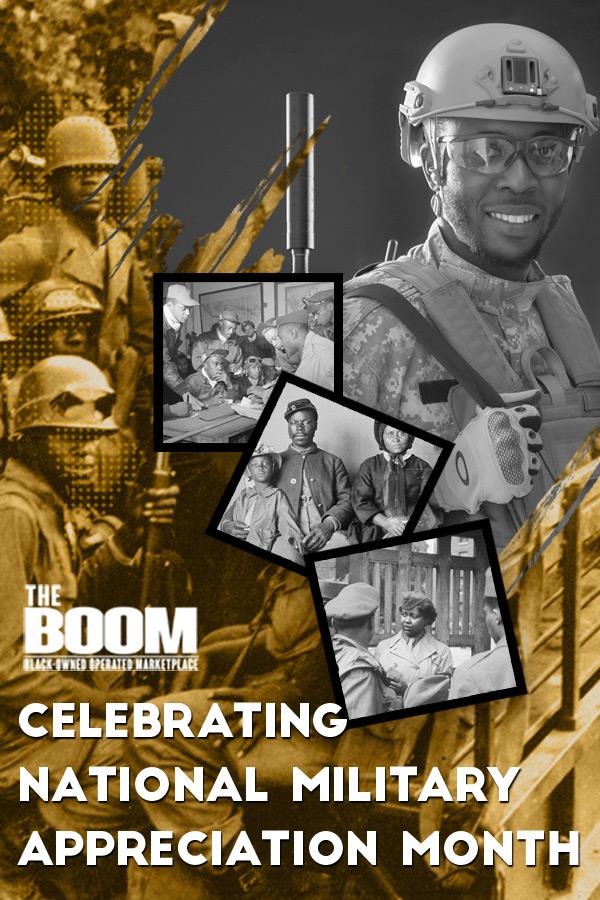 Celebrating National Military Appreciation Month