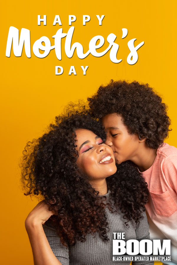 Happy Mothers Day From The BOOM App